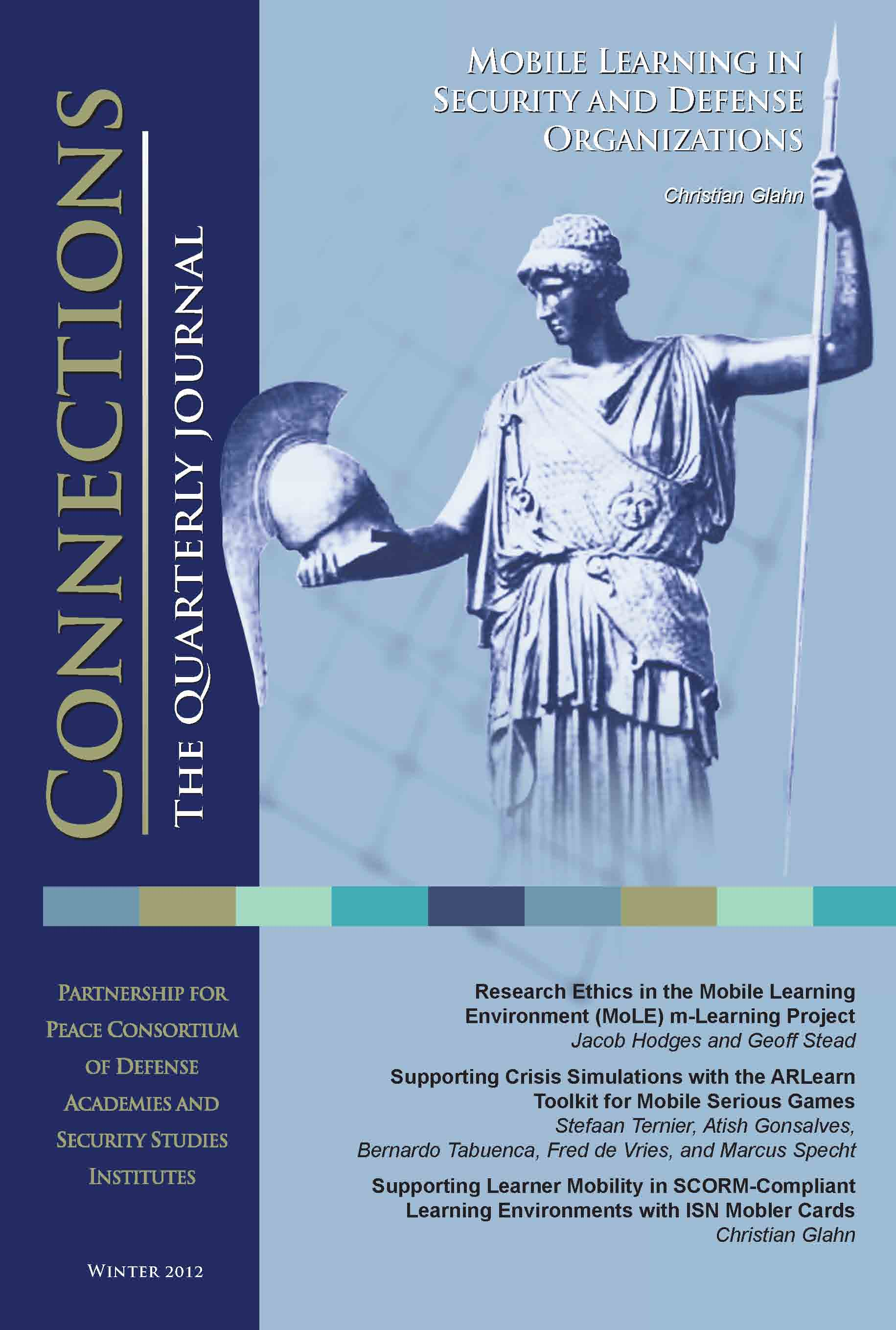 Connections v.12, no. 1 cover