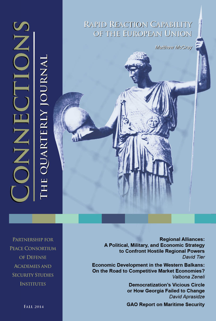 Connections QJ Fall 2014 cover